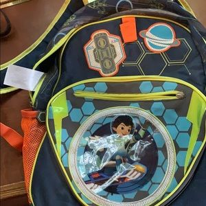 Miles From Tomorrow Land Disney backpack